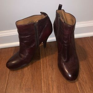 Nine West Leather boots - size 8